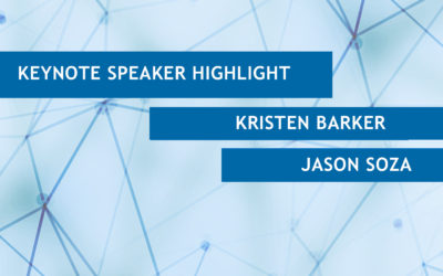 Announcing Two Keynote Speakers: Barker & Soza