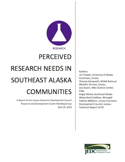 Research Library: Reports & Studies by JEDC | Juneau