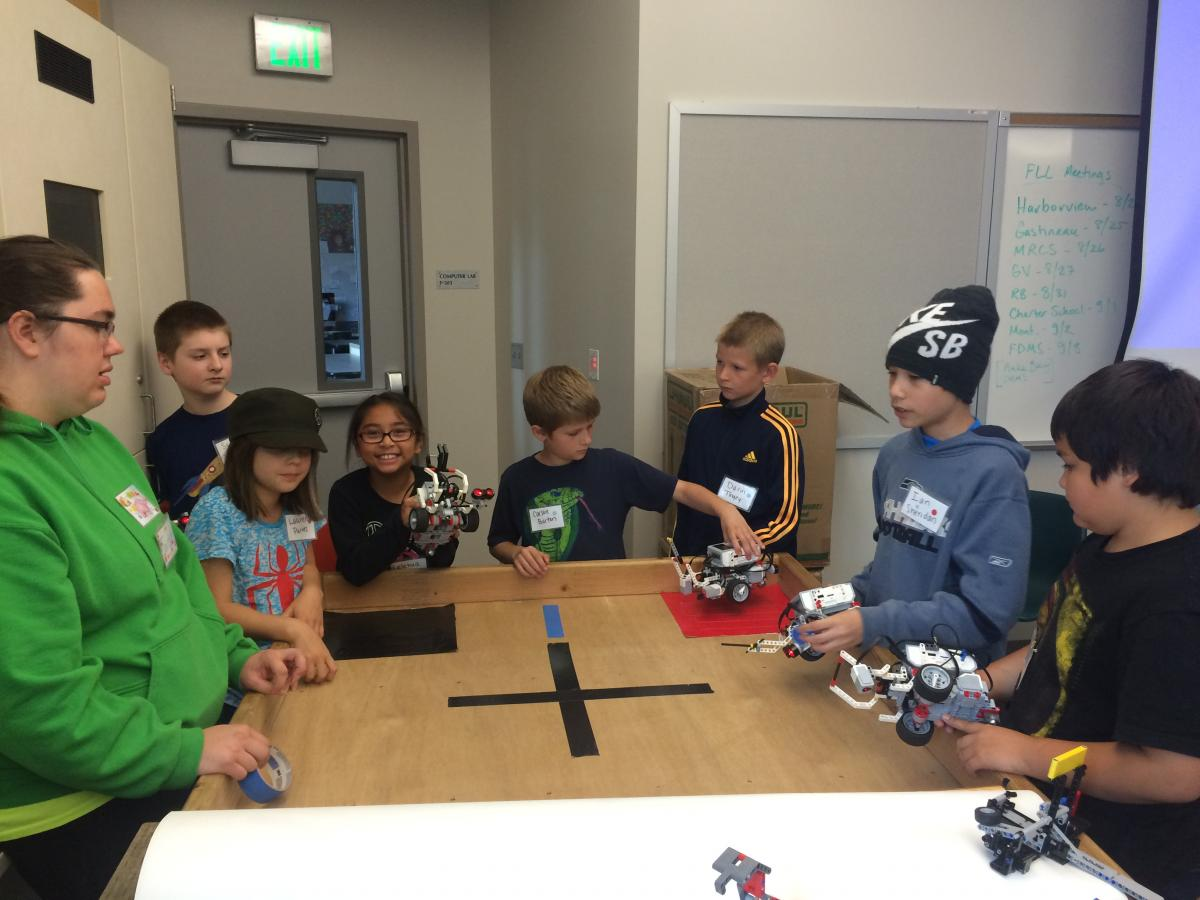 JEDC Summer Camps | STEM Alaska